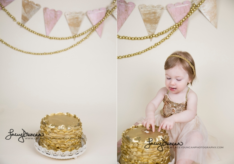 089_little_rock_photographers_smash_cake_girl_pink_gold