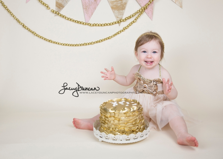 093_little_rock_photographers_smash_cake_girl_pink_gold
