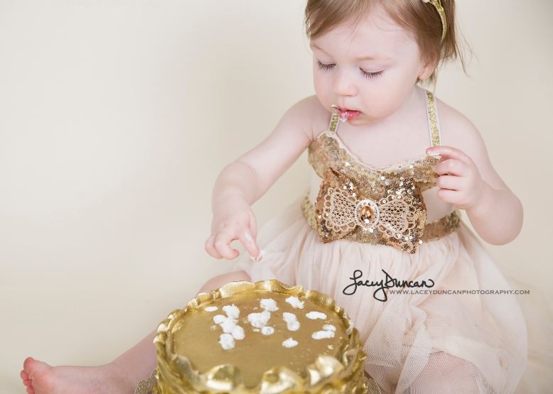 094_little_rock_photographers_smash_cake_girl_pink_gold