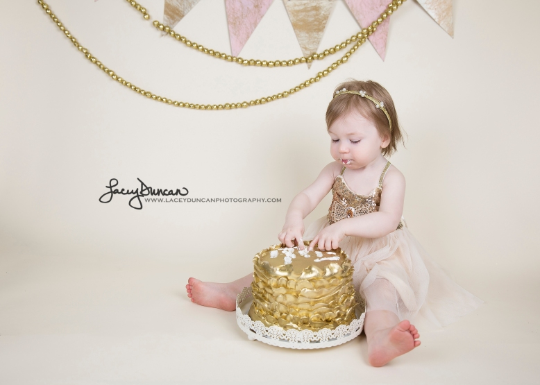 095_little_rock_photographers_smash_cake_girl_pink_gold